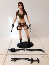 NECA 2006 Tomb Raider Legend Player Select Lara Croft Loose Mint