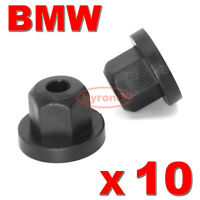 BMW PLASTIC NUTS M6 NYLON NUT UNTHREADED CABLE HOLDER MOUNTING BOOT