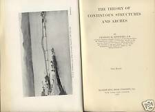 Theory of Continuous Structures & Arches C. Spofford