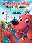 Clifford's Really Big Movie (DVD, 2004)