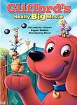 Clifford's Really Big Movie DVD, Kath Soucie,Judge Reinhold,Jess Harnell,John Go