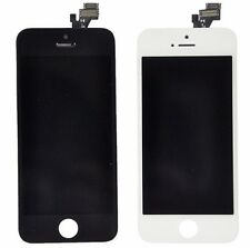 Black iPhone 5C Complete LCD Touch Screen Display Digitizer Replacement