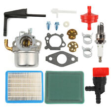Carburetor Air filter for Briggs Stratton 798653 Craftsman Tiller Intek 190 6HP