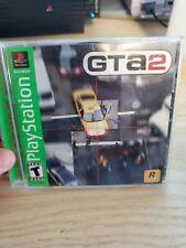 Grand Theft Auto 2 (Greatest Hits) (Sony PlayStation 1, 2001)