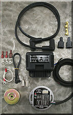 Programmable Single Fire Ignition System Ultima Ignition System for Harley 70-99