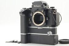[Near MINT] Nikon F2 DATA DP-12 Finder MD-2 MB-1 MR-1 5x Memo Plates JAPAN