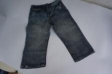 Eight2Nine E2N Herren Sommer Short Jeans Hose Bermuda gr.30 W30 used blau #12k