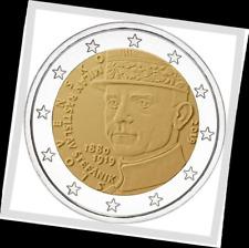2 EURO *** Slovaquie 2019 Slowakije ***  Milan Rastislav Štefánik  1880-1919 !!!