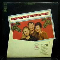 THE BEERS FAMILY christmas with LP VG+ Promo MS 6935 Stereo Vinyl 1966 Record