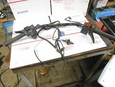 1993 Arctic Cat 580 Ext Z sled parts: Handlebars W All accessories