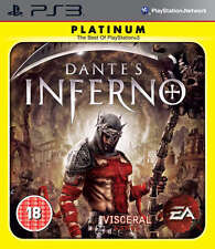 Dante's Inferno ~ PS3 (in Great Condition)