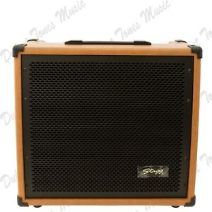 Stagg Acoustic Guitar Amplifier Combo 60w RMS Amp *FAST POST*