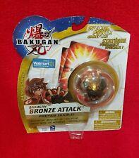 Bakugan Battle Brawlers AQUOS PREYAS DIABLO Bronze Attack Exclusive New!