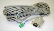 Schlage Recognition System Handpunch RS232 Serial Cable, 50ft, S-CB-232-F3