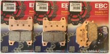 EBC Sintered FRONT and REAR Disc Brake Pads Fits Honda CBR600RR (2005 to 2006)