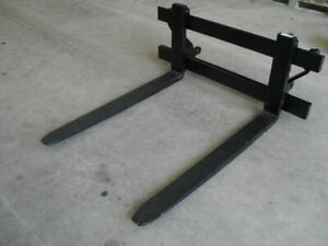 PALLET FORK KIT - with Euro Brackets - NEW