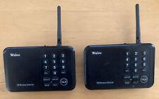 Wuloo Wireless Home Intercom System WL-666 2 Pack