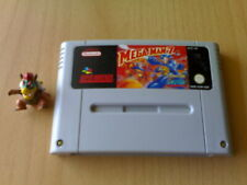 $ MEGA MAN 7 (Capcom) Super Nintendo Snes PAL $$$$$$$$$$$$$$$$ RARE