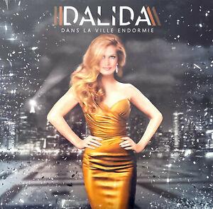 """Dalida 10"""" Dans La Ville Endormie - Tirage limité numéroté"""