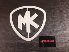 Kit de voiture mk INDY plasma cnc cut Grille Badge emblème