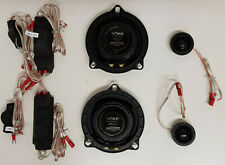 VIBE OPTISOUNDBMW4X-V0 BMW COMPONENT SPEAKERS 345 WATTS