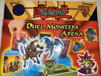 Yu-Gi-Oh! Duel Monsters Arena Playset Toy 2002 Mattel NEW! FREE SHIPPING! NIB