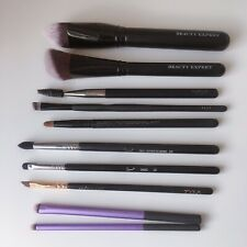 10 pinceles para maquillaje de zoeva/Sigma/Real technics/Belleza Experto/Kiko