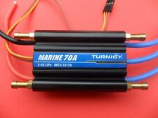 RC Boat Turnigy Marine 70 amp esc. Water Cooled Speed Controller
