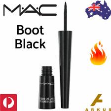 M·A·C Cosmetics BOOT BLACK Liquid EYELINER Waterproof Long Lasting Eye Liner MAC