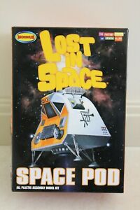 Moebius 1/24 Space Pod Model Kit from Lost in Space