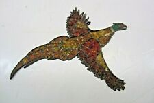 Stained Glass Mosaic Pheasant