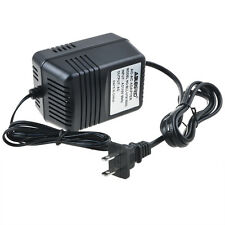 AC-AC 9V 1A 1000mAh Converter Adapter Charger Power Supply 5.5*2.1mm Plug US
