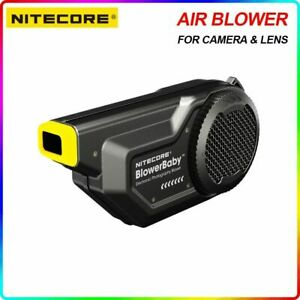 Nitecore BlowerBaby Electronic Clean Air Blower/Pen/Filter for Camera and Lens