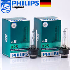 NEW PHILIPS D2S Xenon Xtreme Vision Gen2 +150% Light 35W HID Car Headlight Bulbs