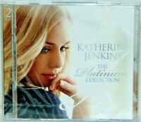 Katherine Jenkins The Platinum Collection CD 2 Disc Double Album 2015 Sealed NEW