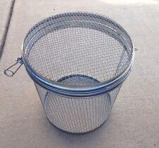 Gee's G40 Galvanized Chum Pot Live Bait Fishing Bunker Freshwater FREE SHIPPING