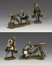 KING AND COUNTRY WW1 Maxim Machine Gun Set FW212