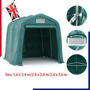 Portable Carport Canopy Outdoor Shelter Cover Garage Canvas Gazebo Tent PVC New