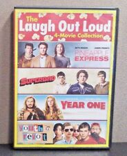 Laugh Out Loud     ( 4 Movie Collection  DVD)       LIKE NEW
