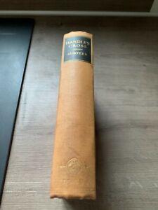 Limited Ed 406/1050 R S Surtees Handley Cross or Mr. Jorrocks's Hunt.1930 (3D81)