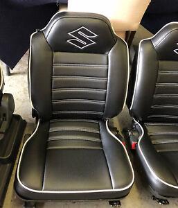 1989-1998 Suzuki Sidekick Front and Rear Upholstery Kit
