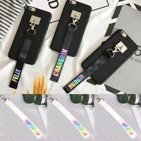 Stray Kids Name Phone Strap Keyring Keychain Schlüsselhalter Tasche Fein
