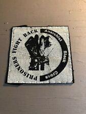 [9072 - PA1] Patch tissus pour t-shirt - coton - Punk-  Anarchist Black cross