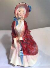 "Royal Doulton ""Paisley Shawl"" 6 1/4"" Figurine HN1988"