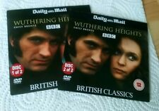 Wuthering Heights- Emily Bronte Daily Mail Promo DVDs BBC British Classics