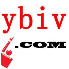ybiv.com - Premium 4L 4 Letter LLLL .com Domain Name, reg. since 2007