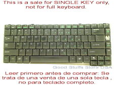 Single Key Replacement For Gateway Solo Laptop 5300 5350 US KB K990160A1 7002380