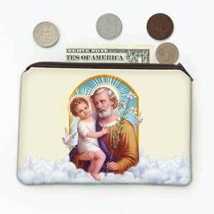 Gift Coin Purse : Saint Joseph Catholic Religious Holy Family