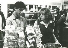 RALPH MACCHIO ELISABETH SHUE THE  KARATE KID 1984 VINTAGE PHOTO ORIGINAL #3