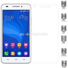 Película Protectora De Pantalla de Vidrio Templado Real Para Teléfono Móvil Huawei Y6 II